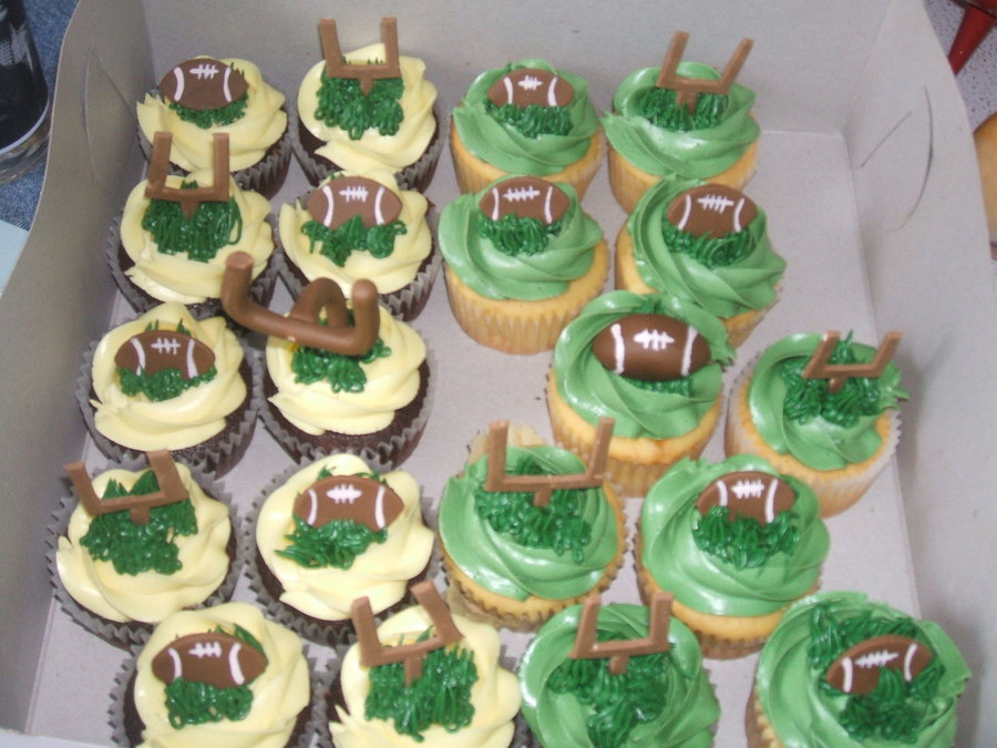 Superbowl  on Cake Central