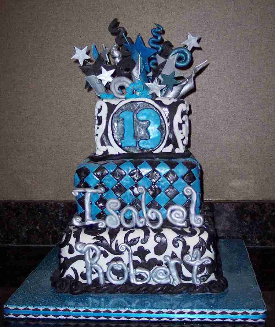 Cool Teen Birthday Cakecentral Com