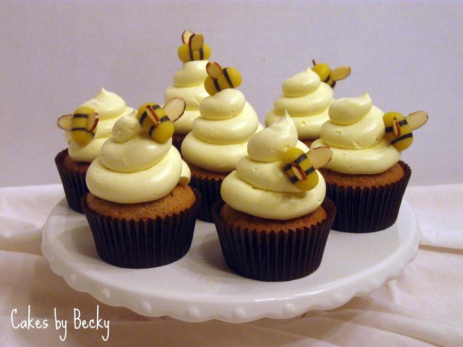 Almond Butter Honey Cake