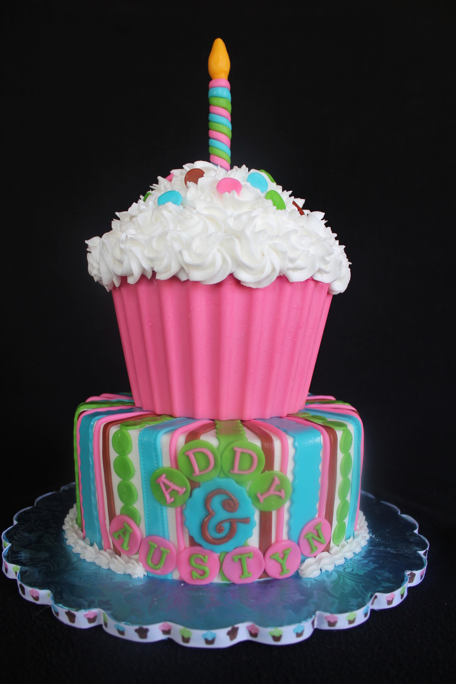 Giant Cupcake Cake Cakecentral