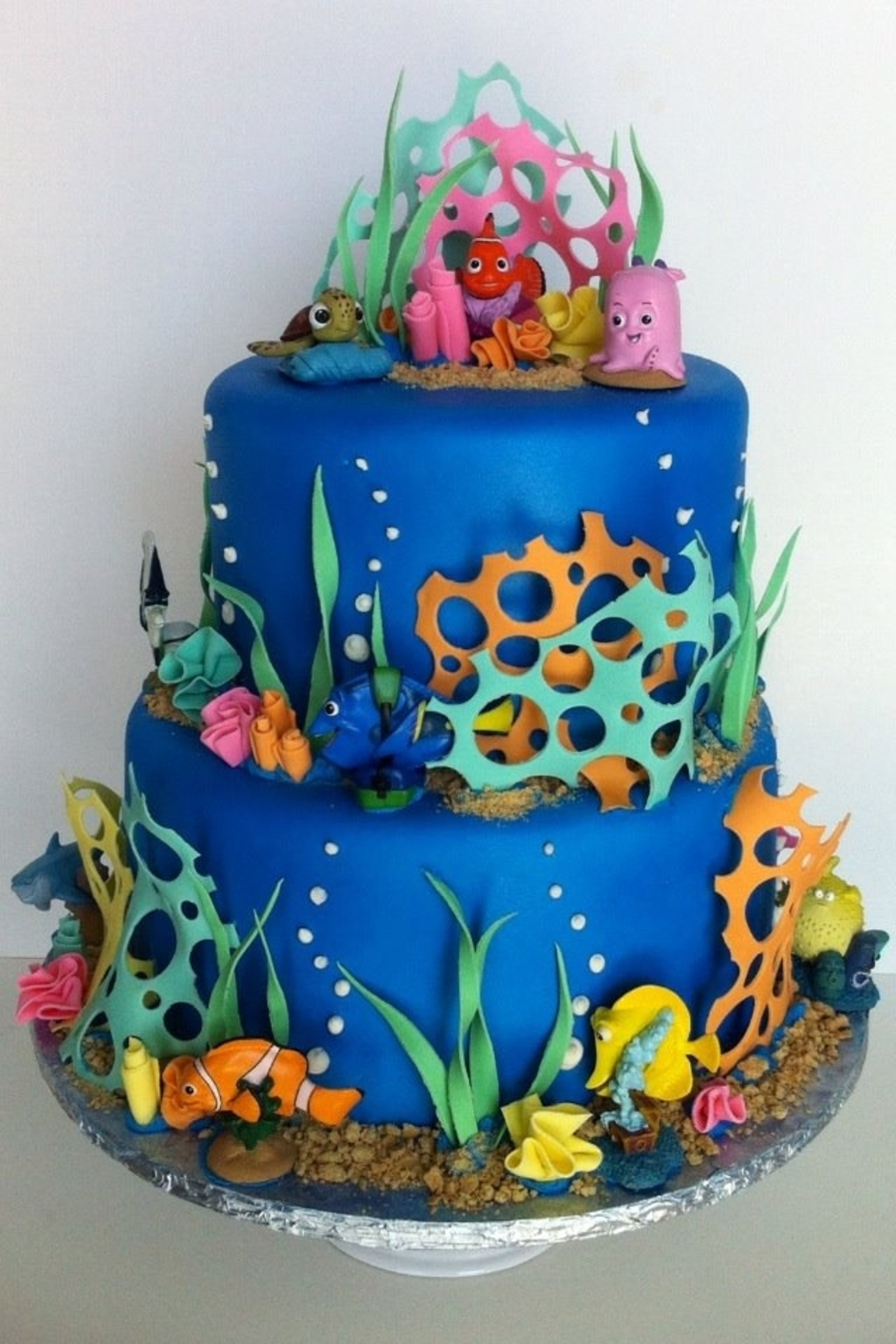 Finding Nemo Cake Cakecentral