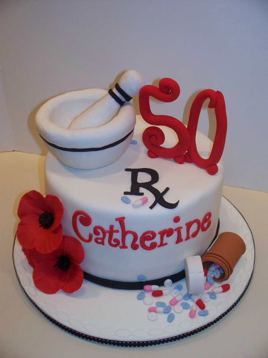 Pharmacist Birthday - CakeCentral.com