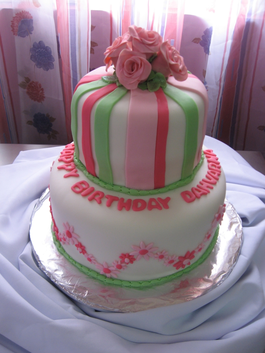 Pretty on Cake Central