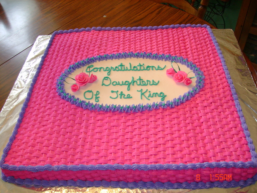 Modern Day Princess Cake on Cake Central