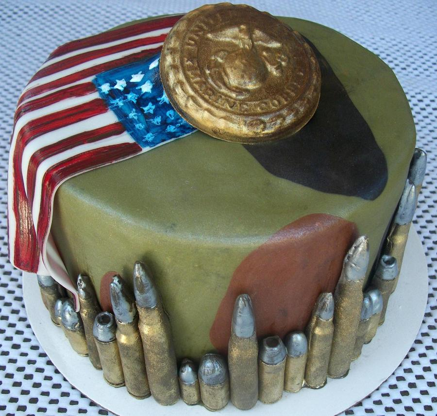 Military Themed Cake For A 13 Year Old Boy on Cake Central