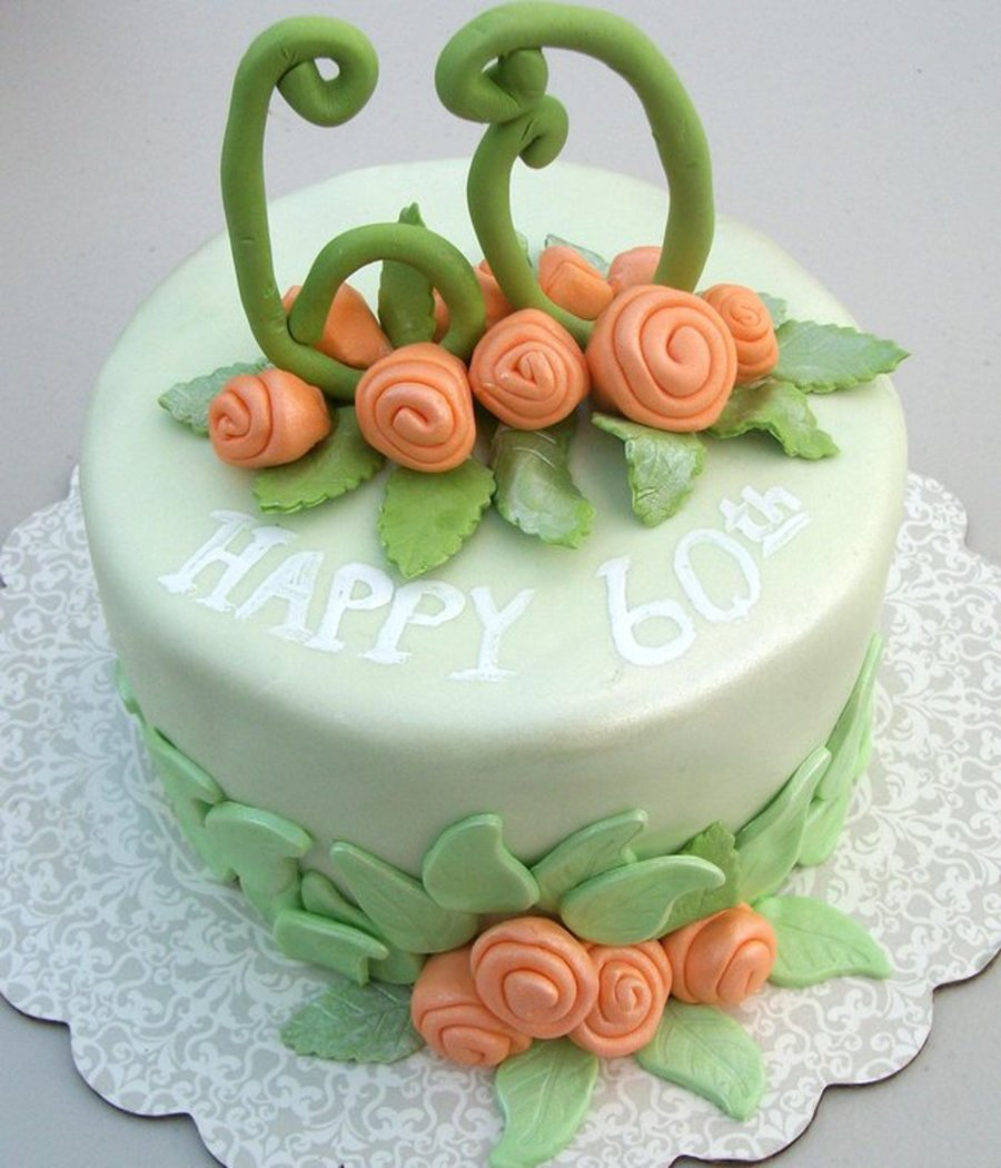 Ribbon Roses on Cake Central