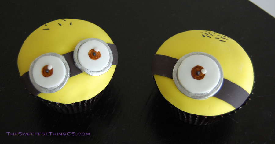 Minions on Cake Central