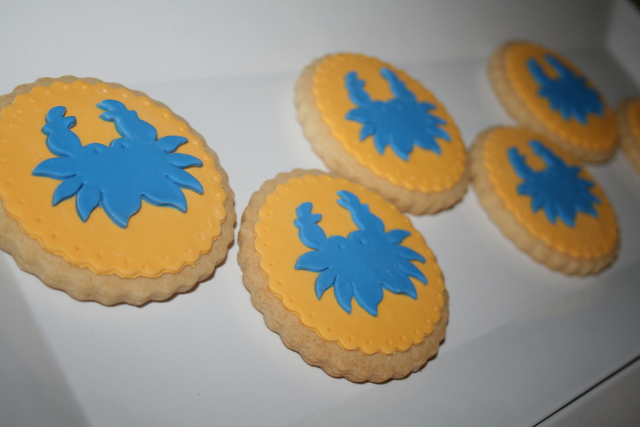 Blue Crabs Sugar Cookies on Cake Central
