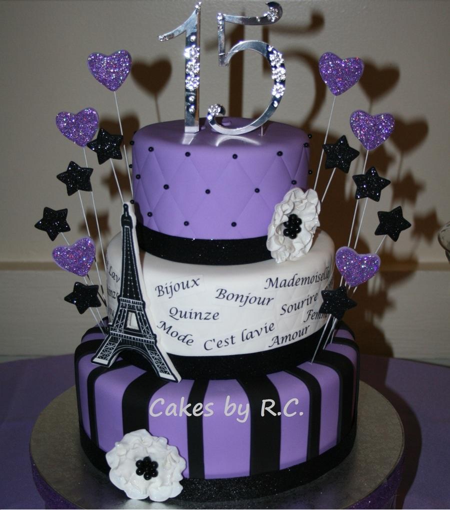 Best Wedding Cakes In Paris