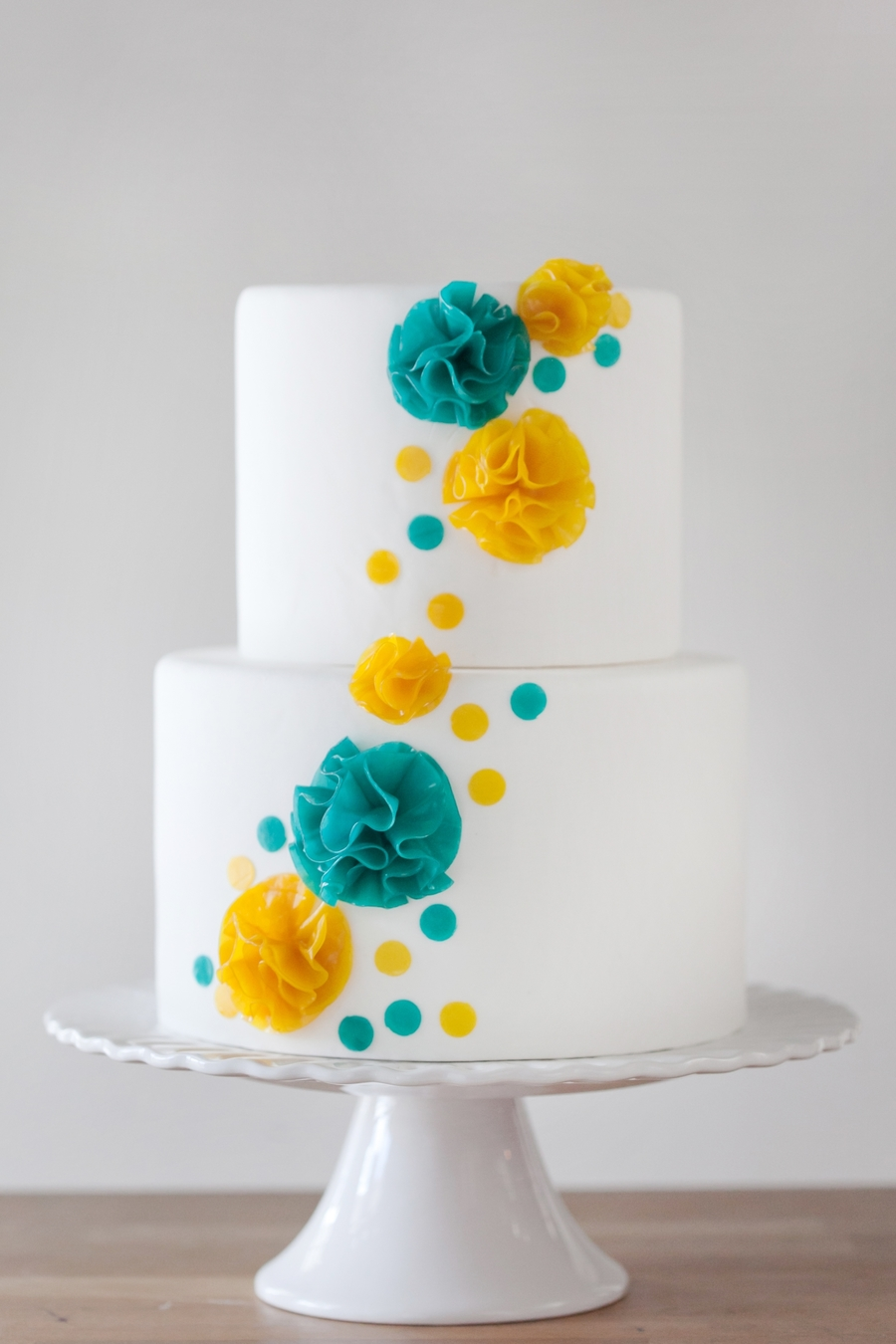Diy Puff Cake on Cake Central