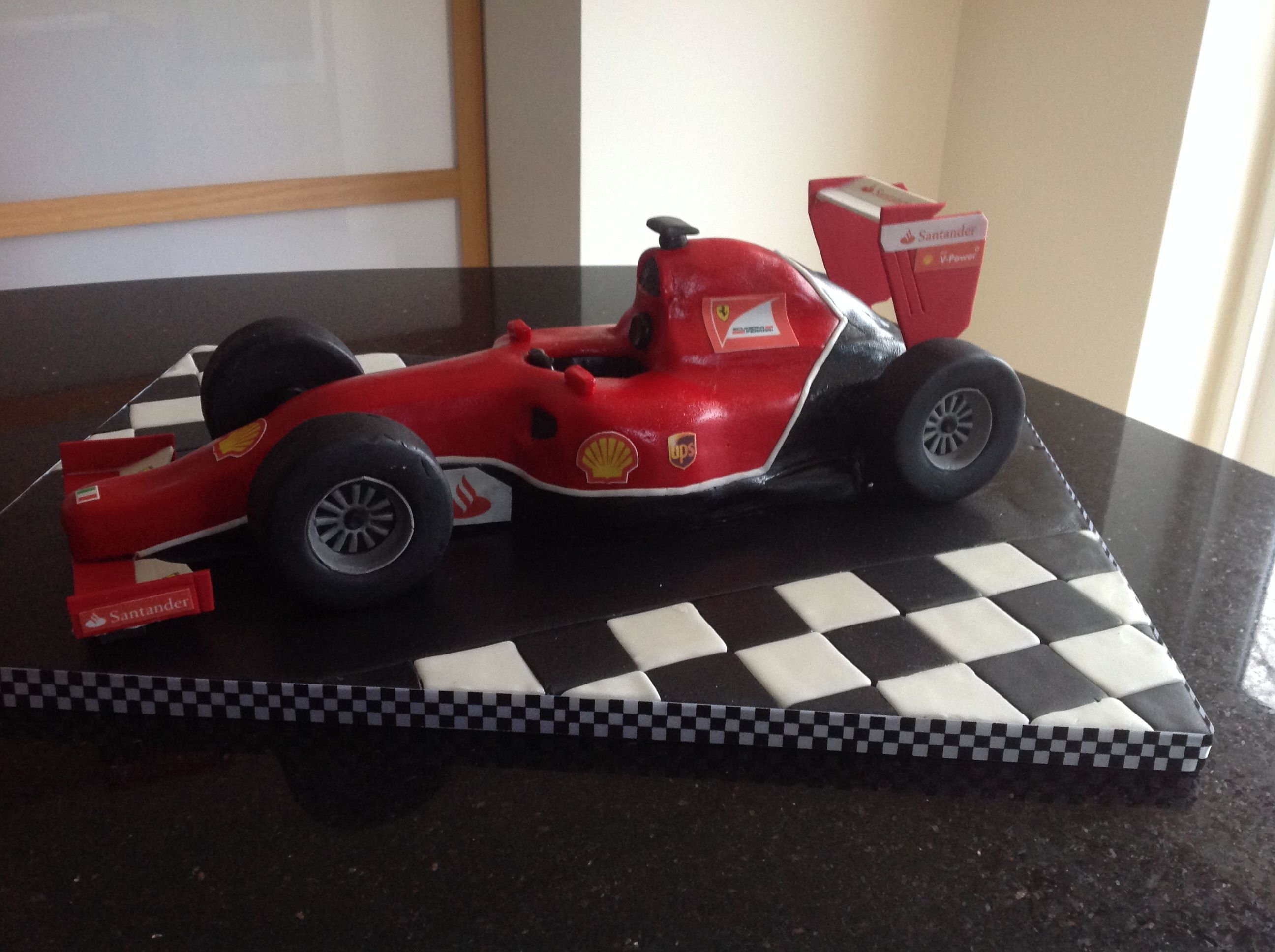 Birthday cake for a dear friend who is a formula 1 fanatic i used birthday cake for a dear friend who is a formula 1 fanatic i used the paul bradford tutorial which was very useful and spent many hours refining scaled maxwellsz