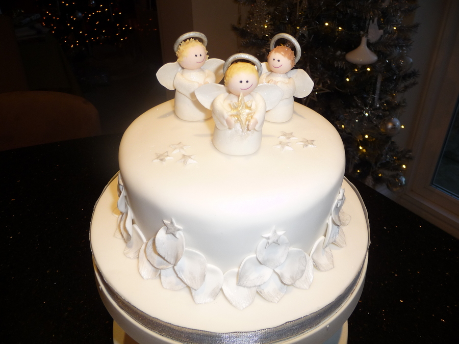 Guardian Angels on Cake Central