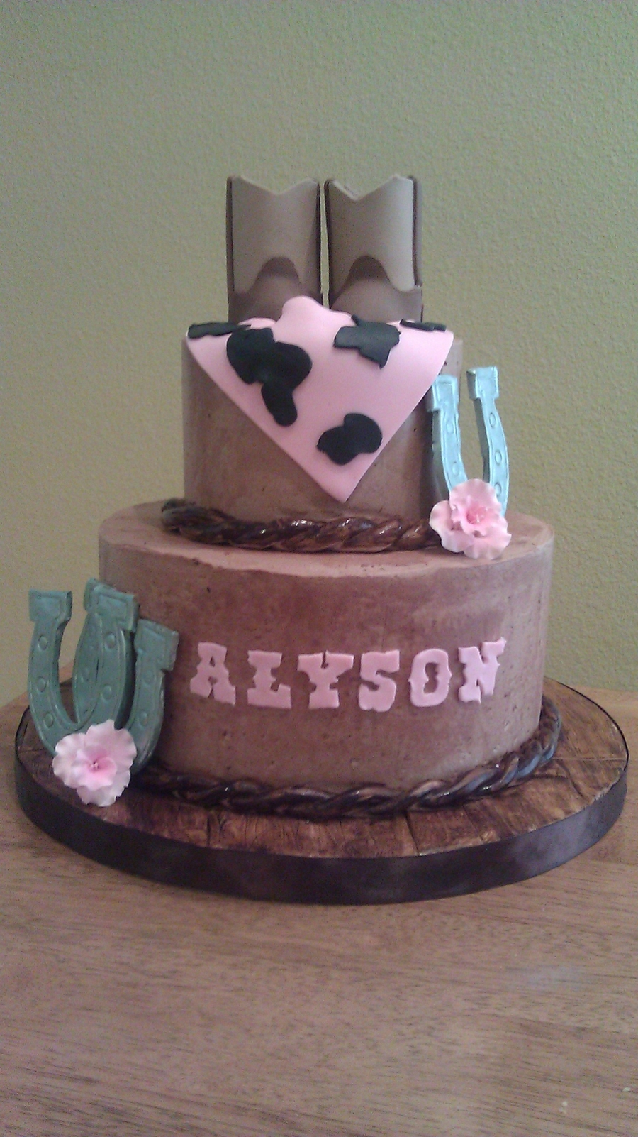 Country Themed Cake on Cake Central