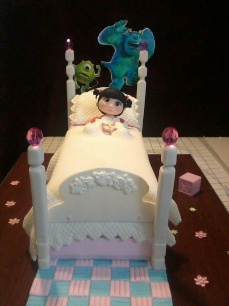 Monsters Inc Boo Cakecentral