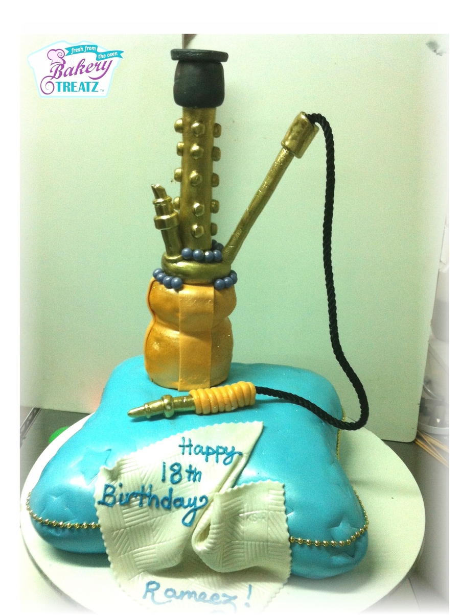Hookah on Cake Central