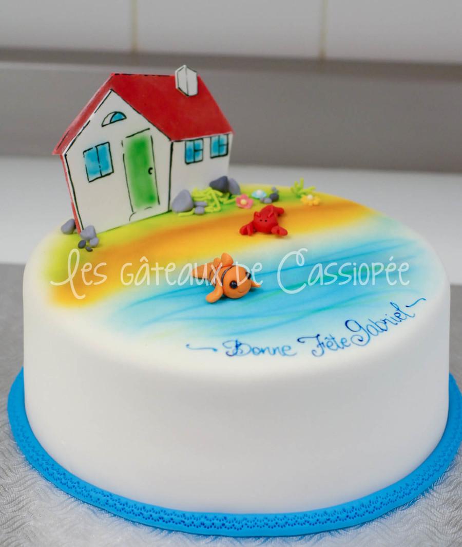 Little Boy Birthday Cake