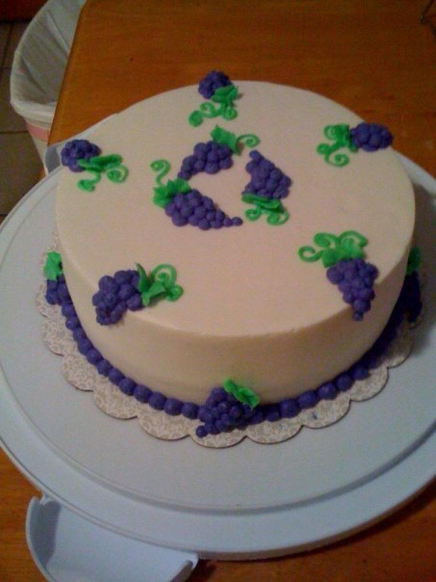 Wilton Chocolate Cake