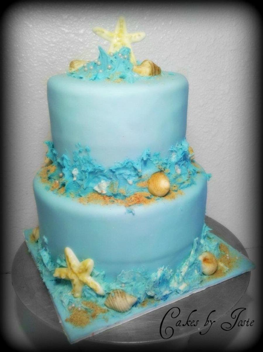 Ocean Theme Cake Cakecentral Com
