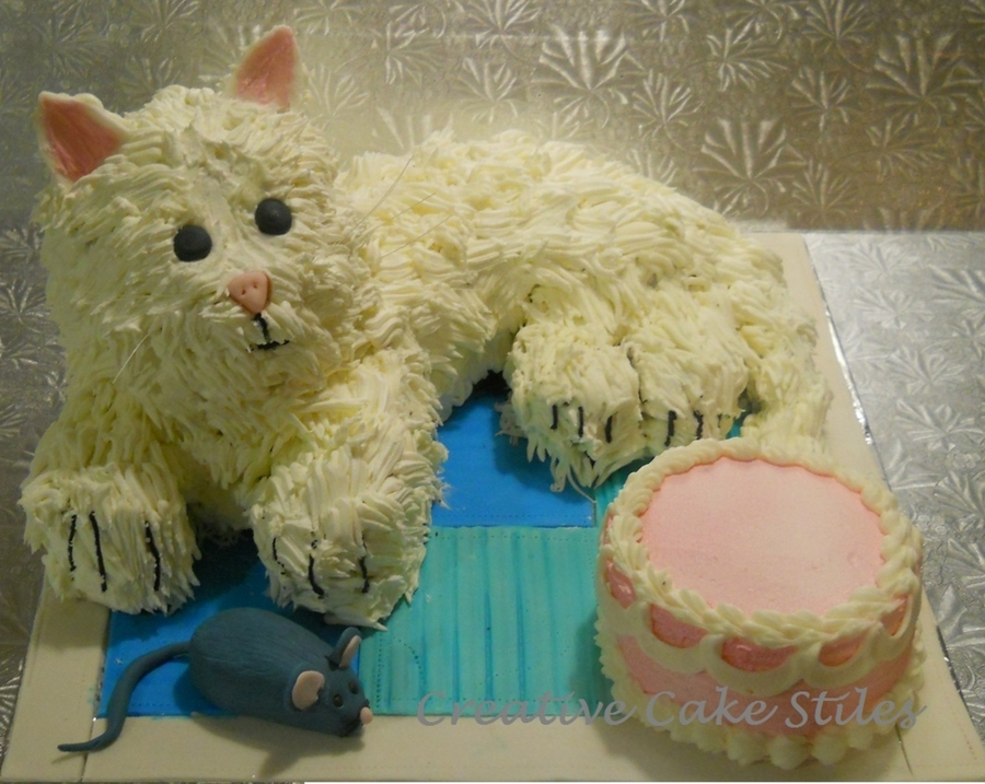 Kitty, Kitty on Cake Central