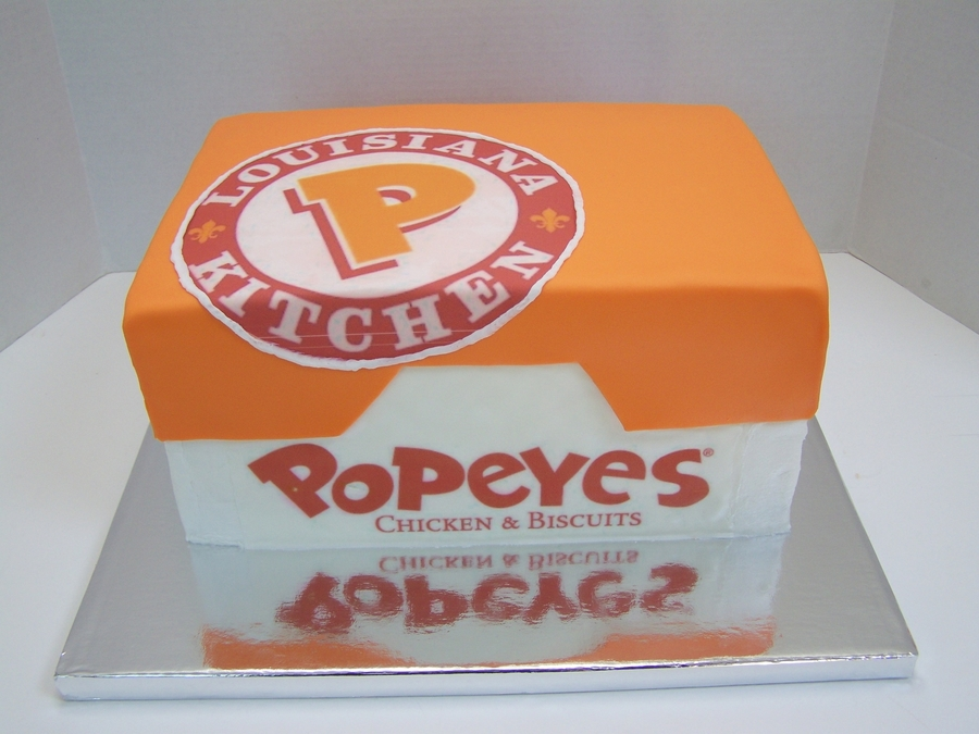 Popeyes on Cake Central