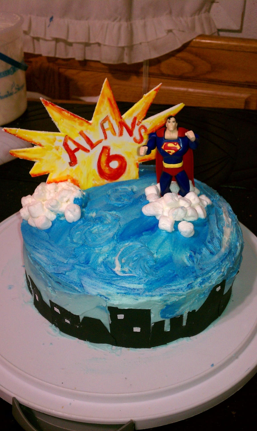 Superkid on Cake Central
