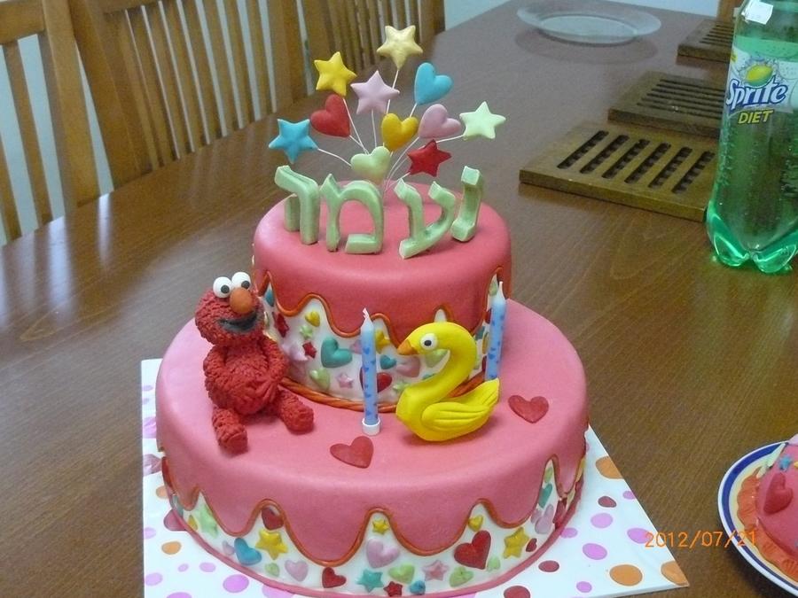 Elmo Cake Cakecentral