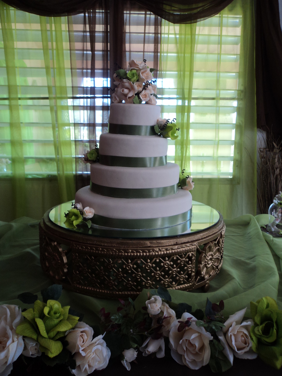 Tere Wedding on Cake Central