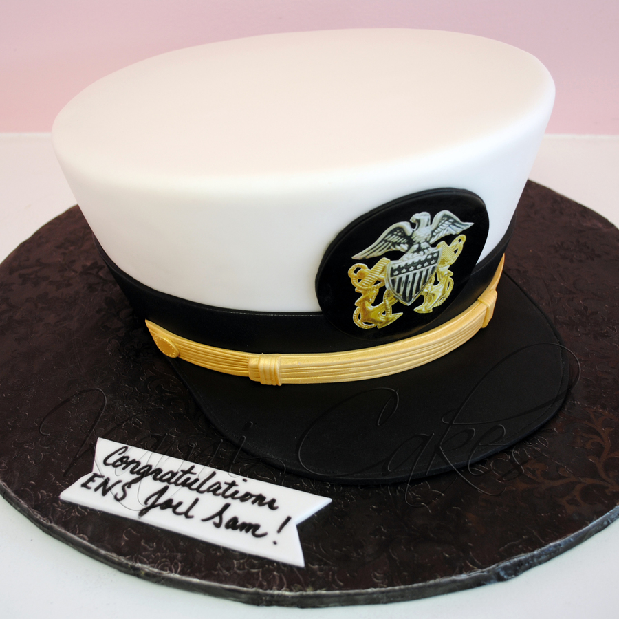 A Salute To The Navy on Cake Central