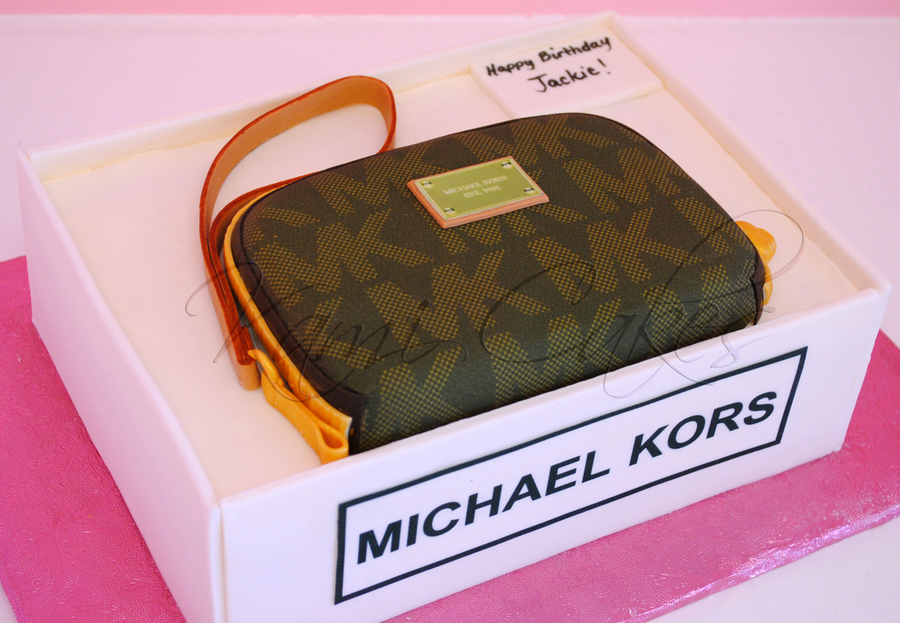 Michael Kors Cake! on Cake Central