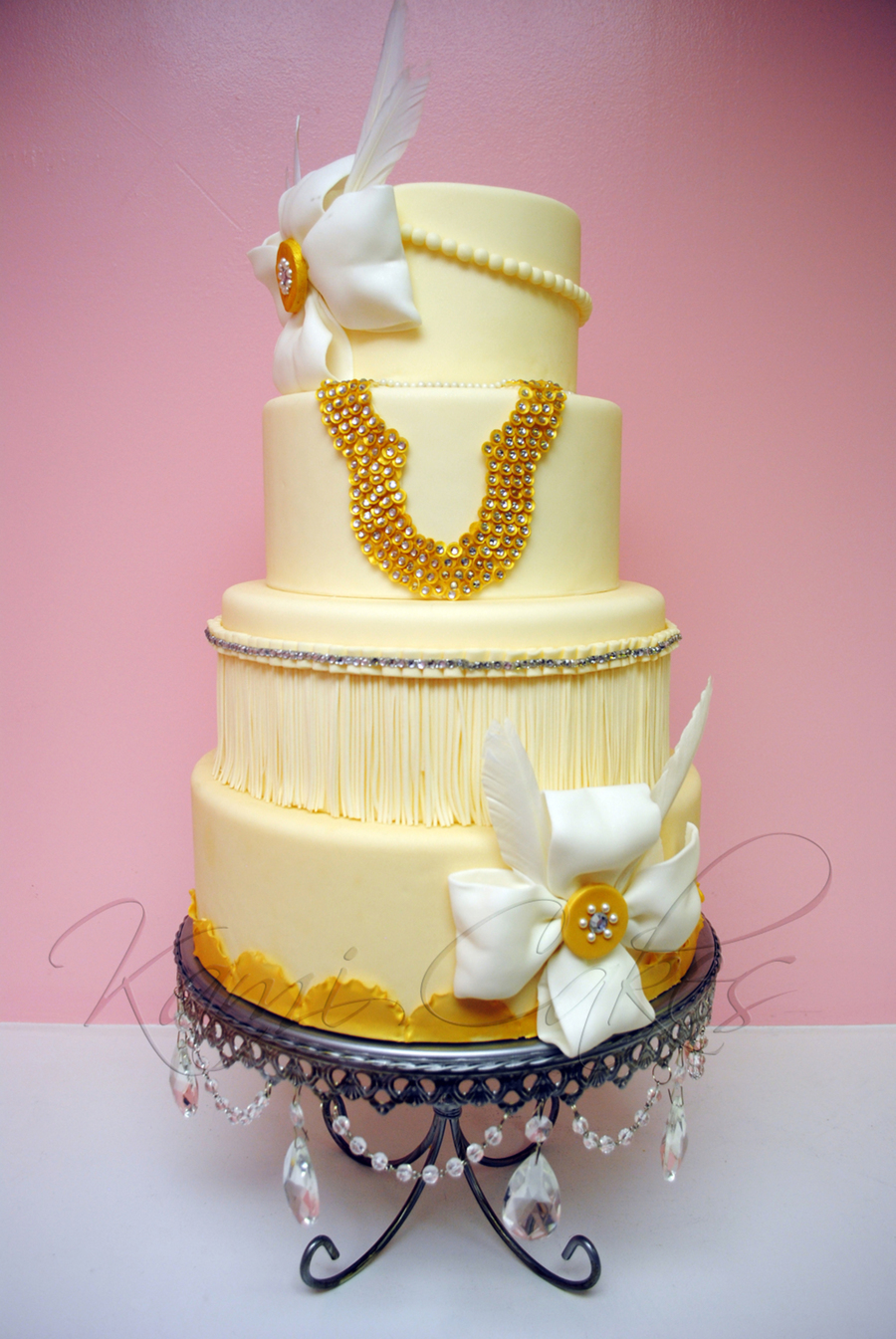 Great Gatsby Inspired on Cake Central