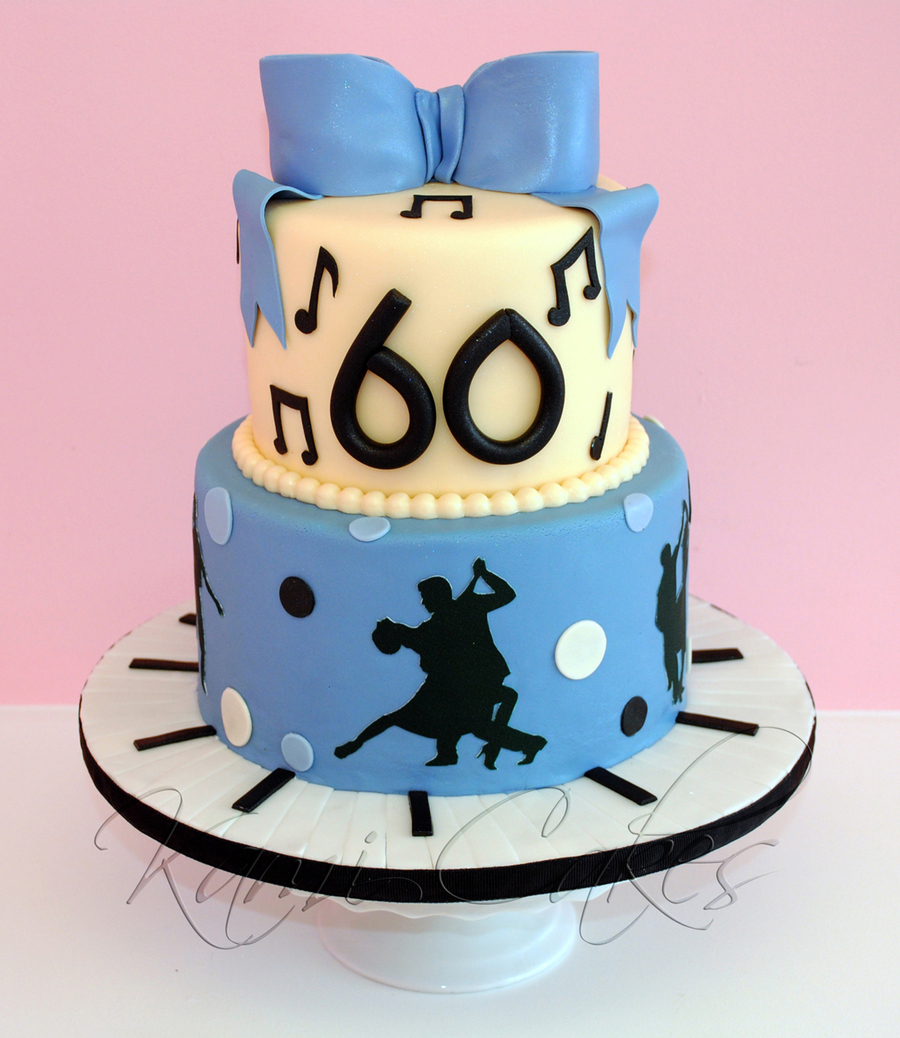 Let's Dance The Night Away! on Cake Central