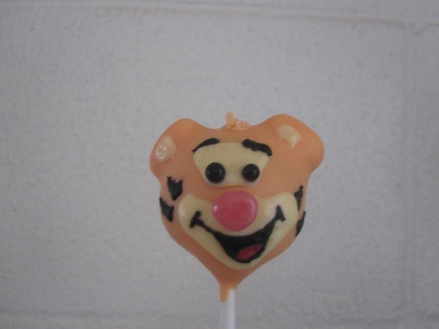 Winnie The Pooh Cake Pops Recipe