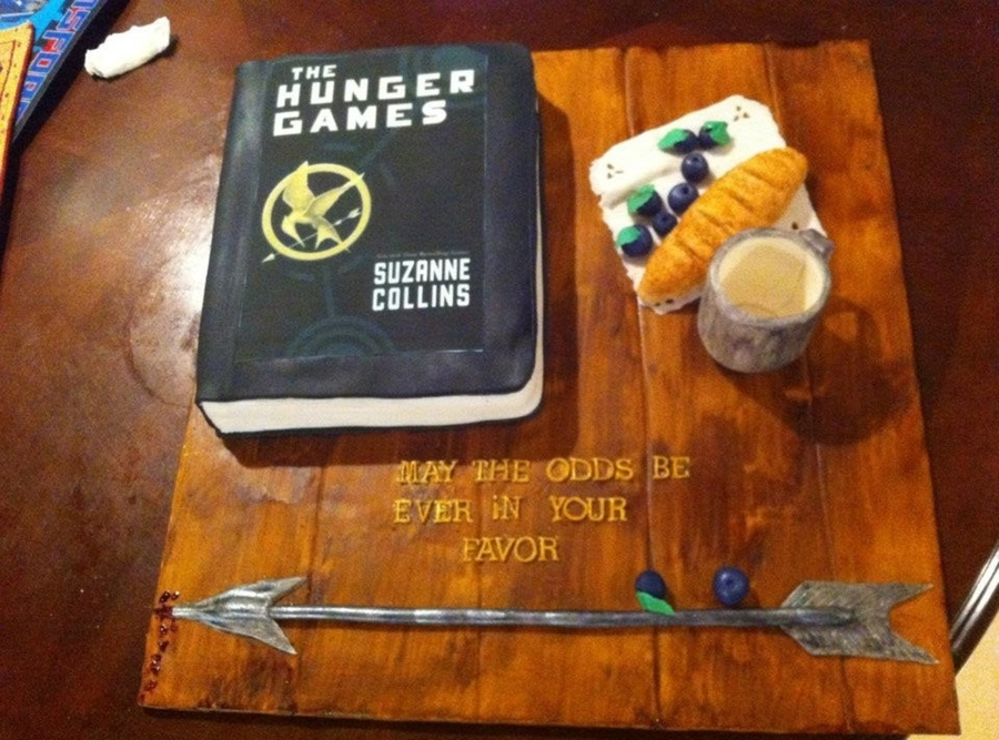 The Hunger Game on Cake Central