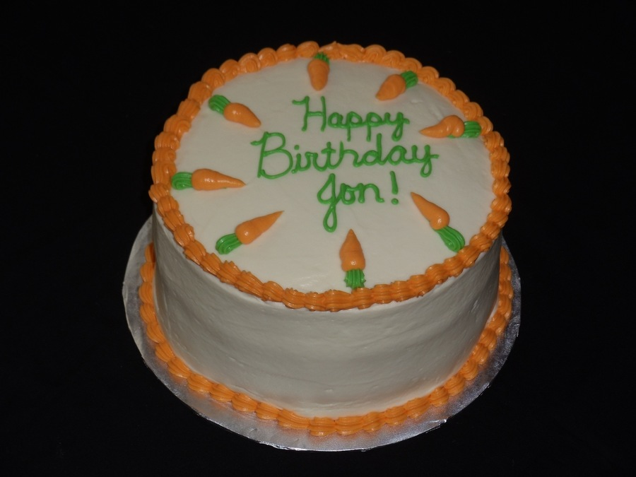 Carrot Cake With Cream Cheese Frosting on Cake Central