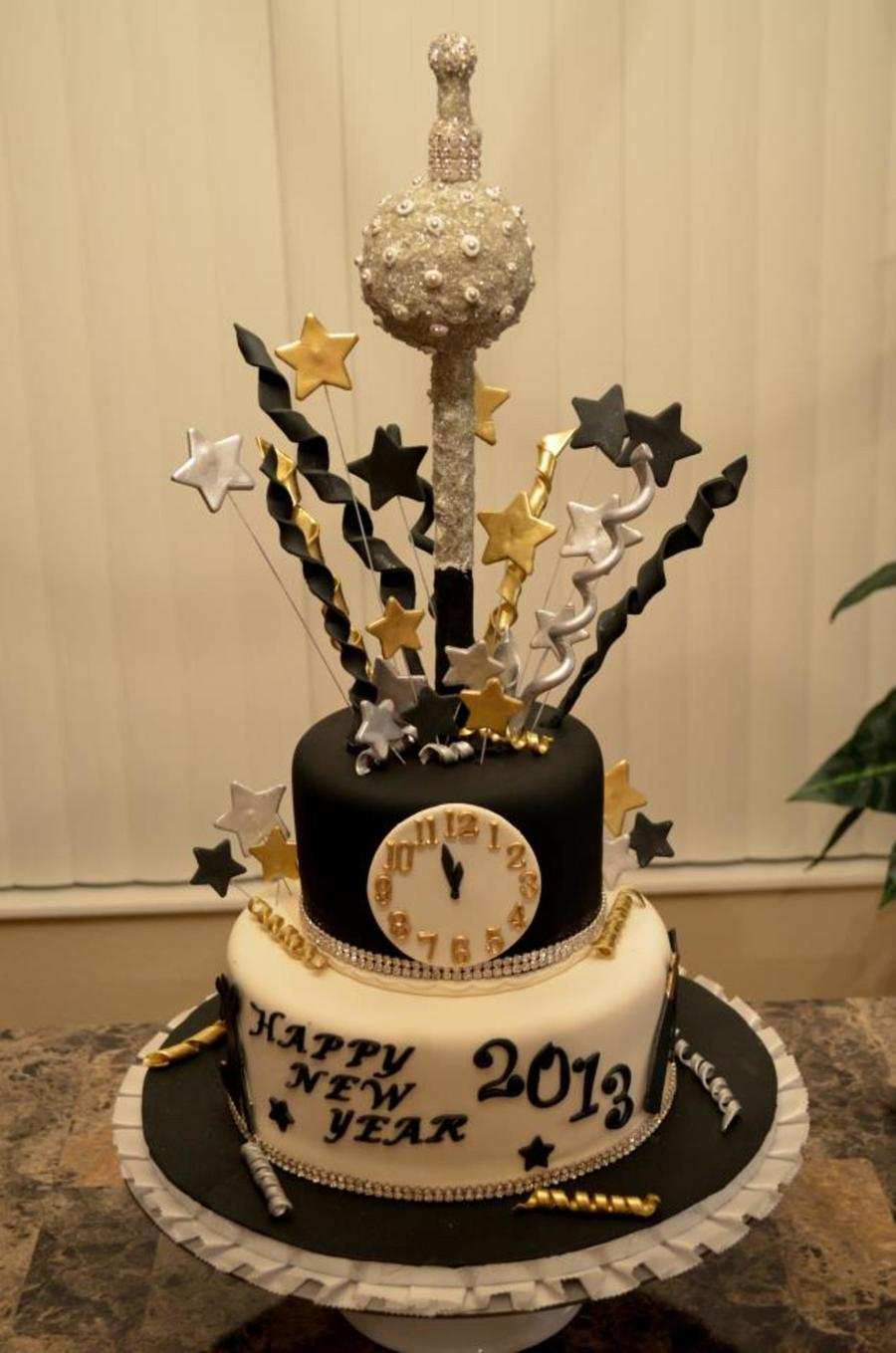 New Years Eve 2013 on Cake Central