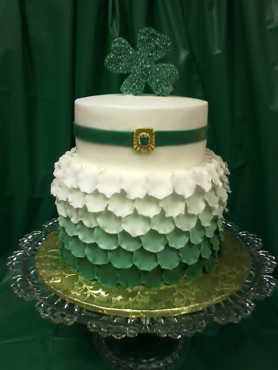 St. Patrick's Day Birthday on Cake Central
