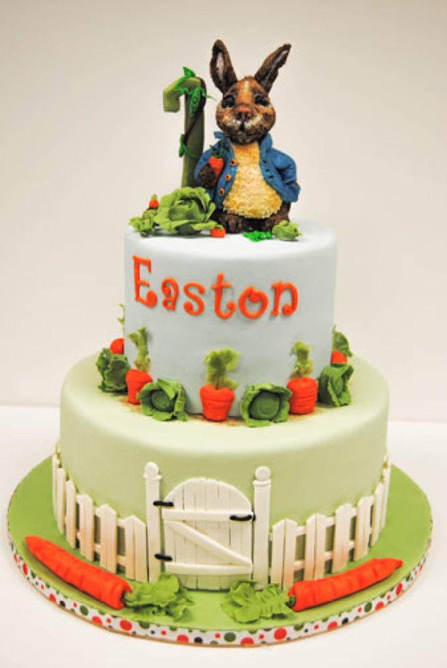 Sweet 1St Birthday Cake CakeCentralcom