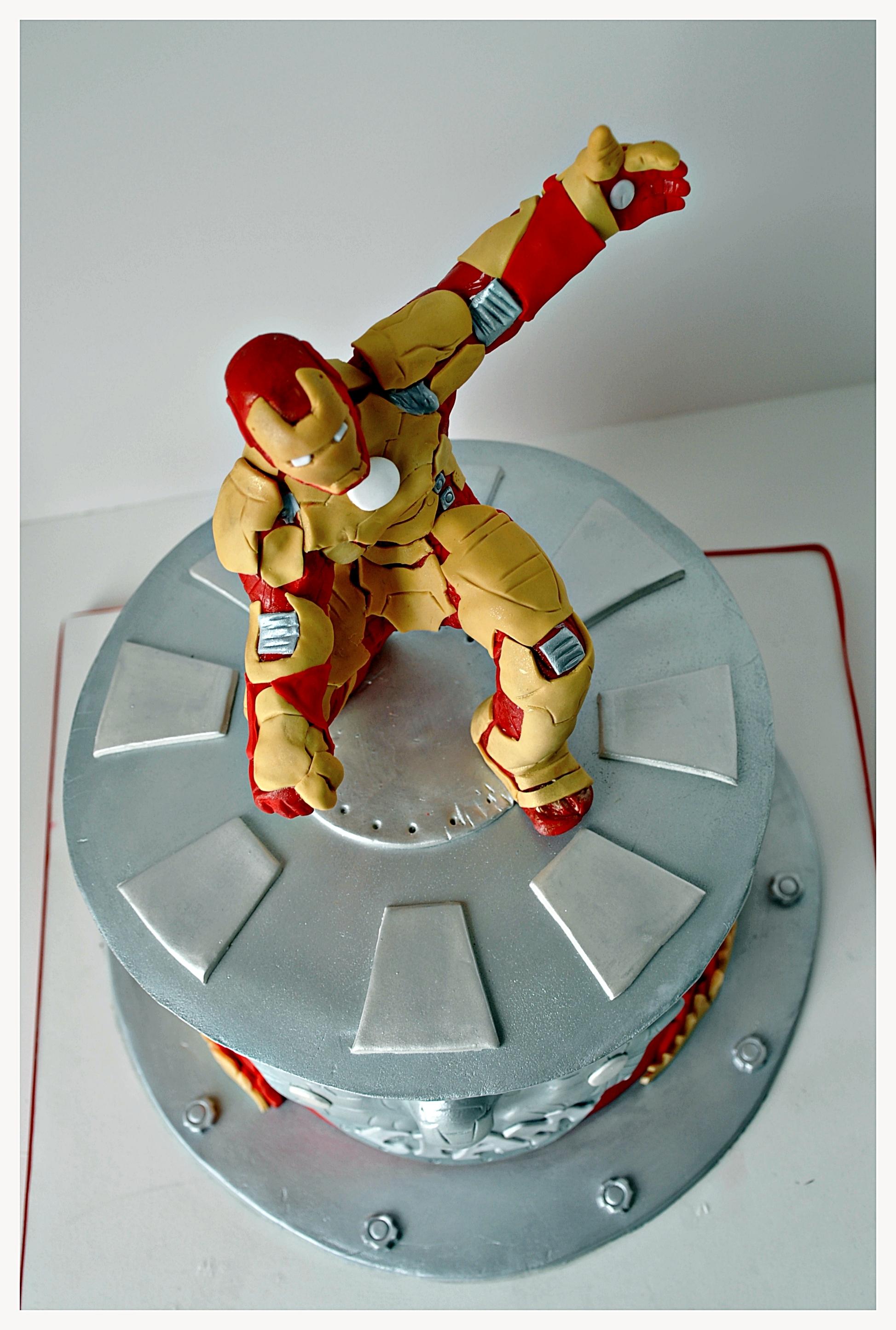 Iron Man 3 Cakecentral Com