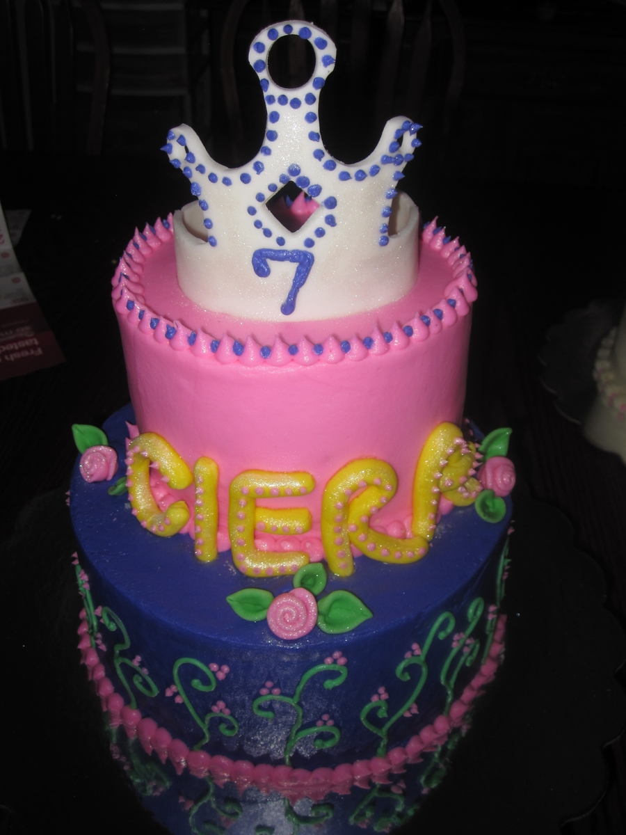 Princess Ciera  on Cake Central