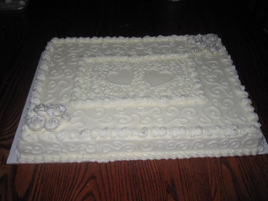 Th Anniversary Sheet Cakes