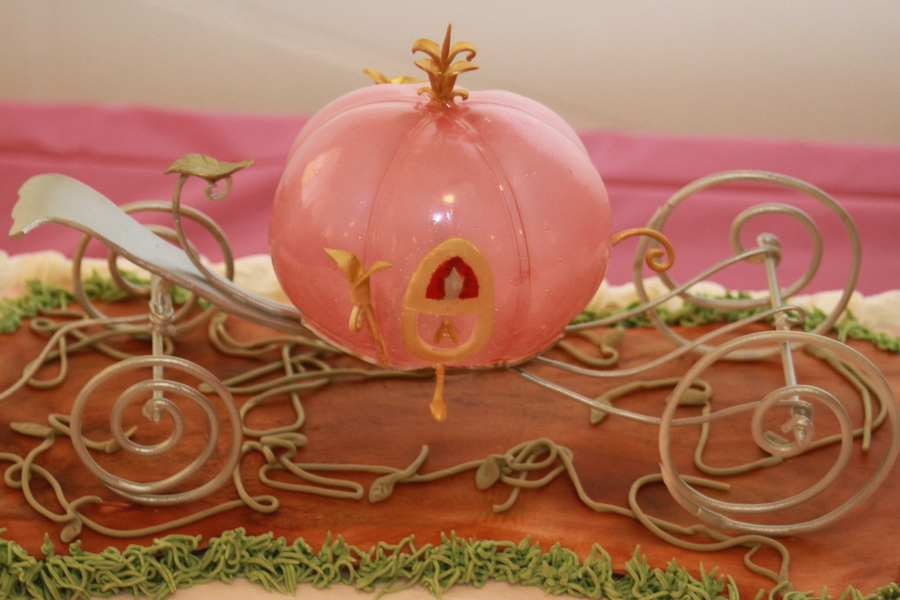 Cinderellas Carriage on Cake Central