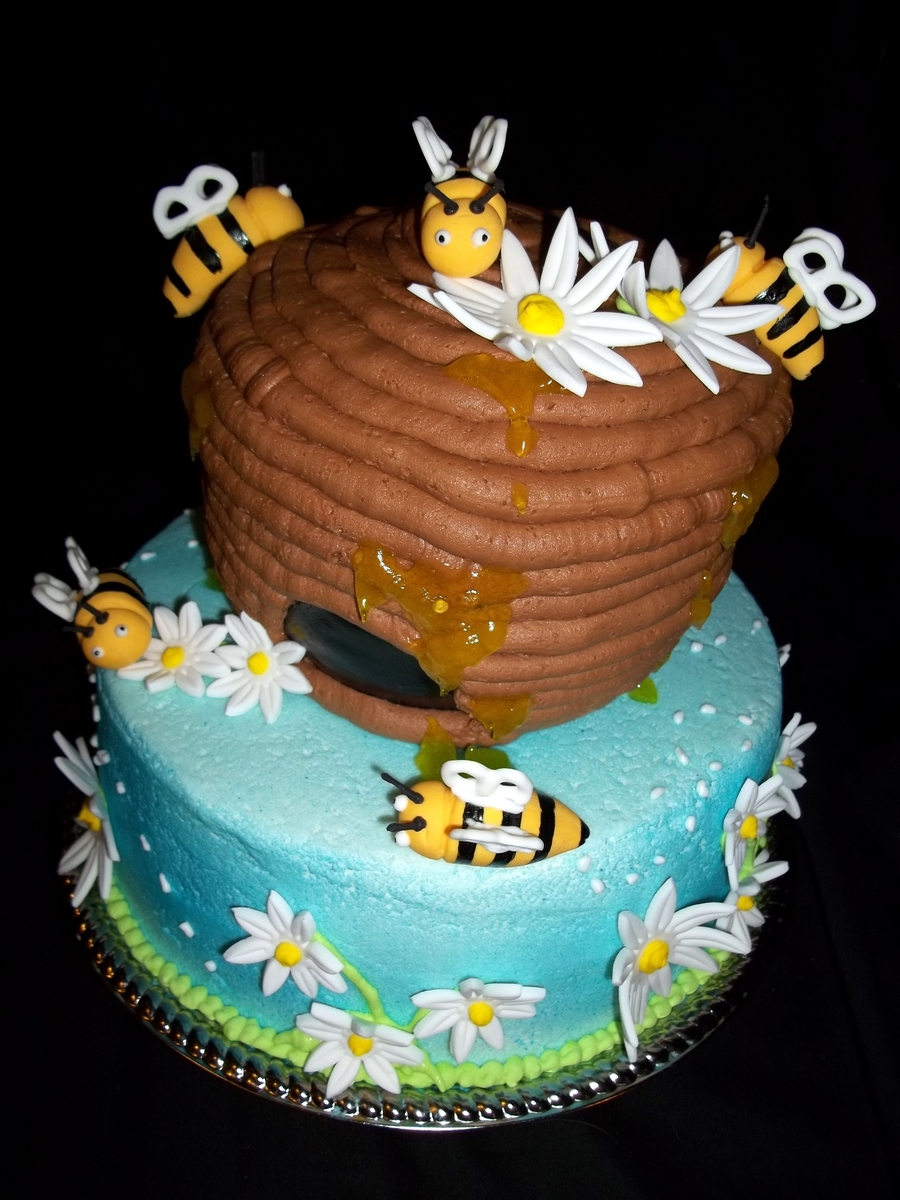 Bumble Bee Birthday on Cake Central