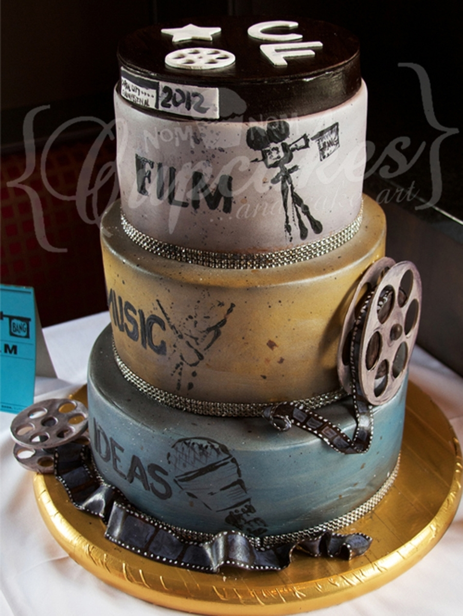 Capital City Film Festival 2012! on Cake Central