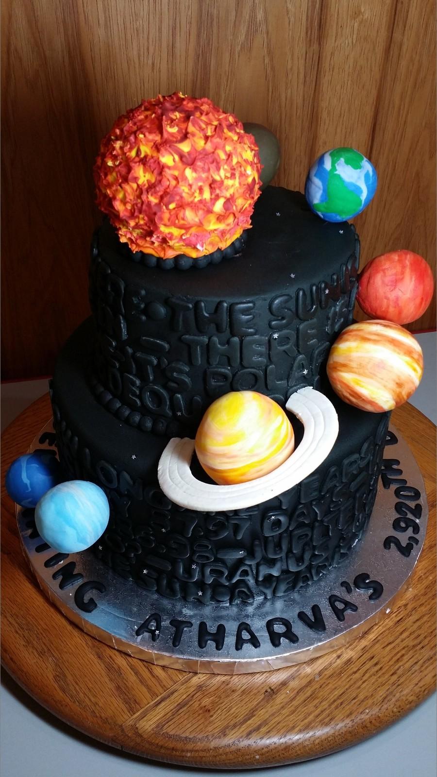 Cool School Cake Pops