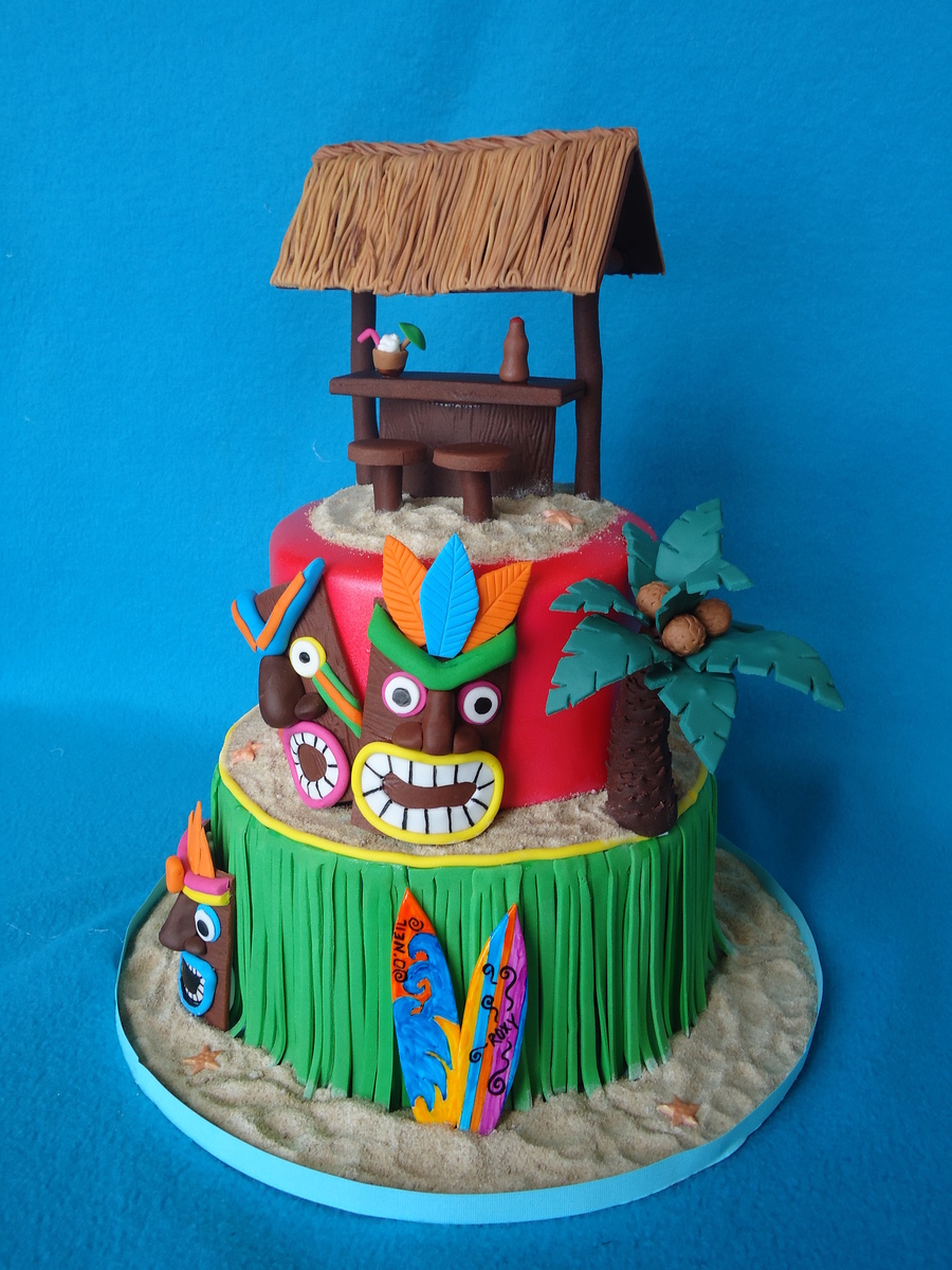 Tiki Luau  Cakecentralm. Ashley Living Room Sets. Beach Decor Living Room. Decorative Roller Window Shades. Decorative Wall Wine Rack. Living Room Accent Tables. Stylish Living Rooms. Cheap Decorative Pillows. Bowling Party Decorations