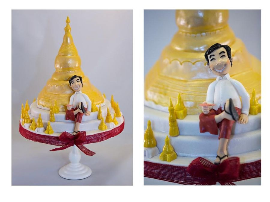 Myanmar Cake on Cake Central