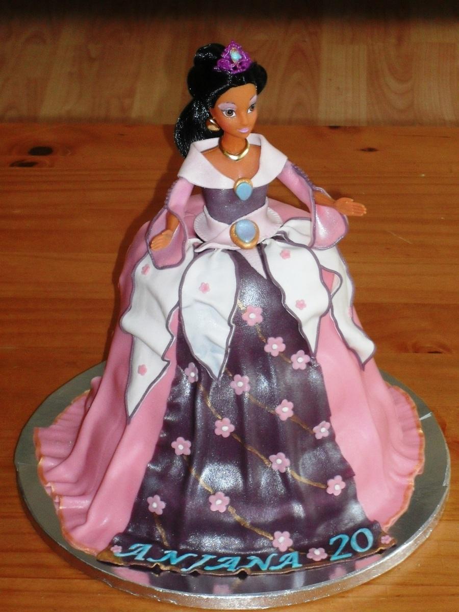 Anjanas Birthday Cake Cakecentral