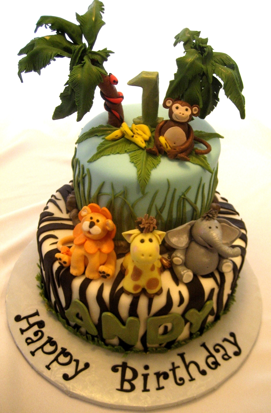 It S A Jungle Out There Cakecentral Com
