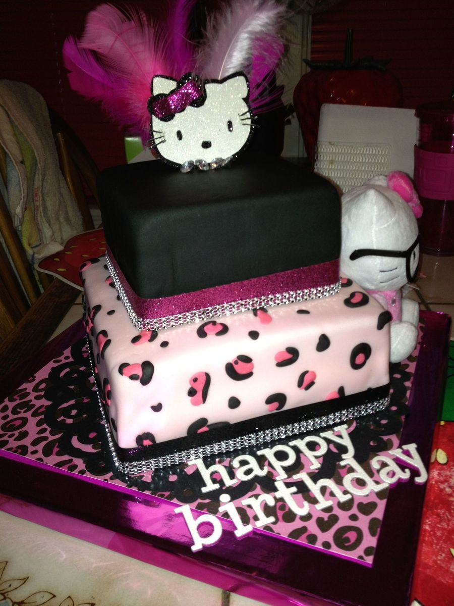 hello kitty birthday cake hello kitty birthday cake cakecentral 4780
