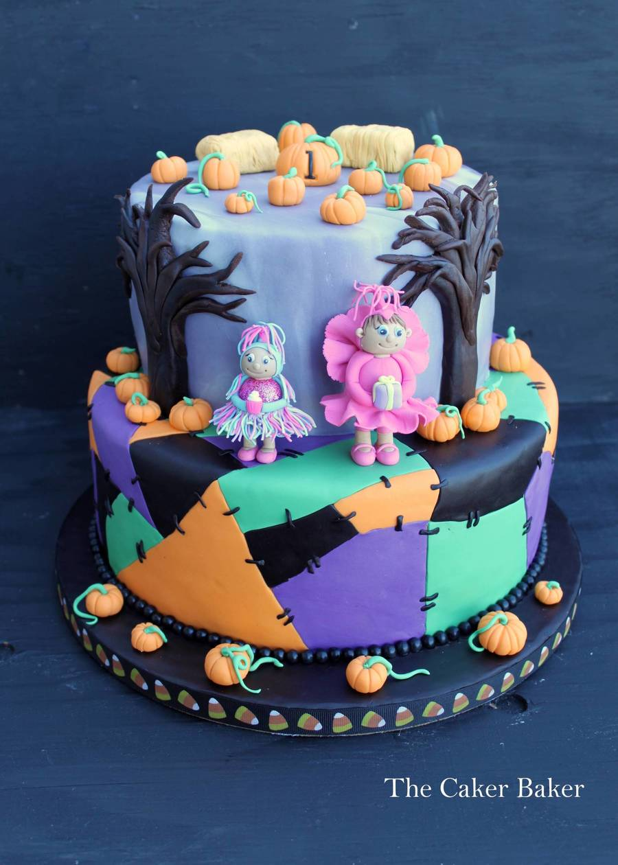 Remarkable Halloween Happy Birthday Cakecentral Com Funny Birthday Cards Online Barepcheapnameinfo